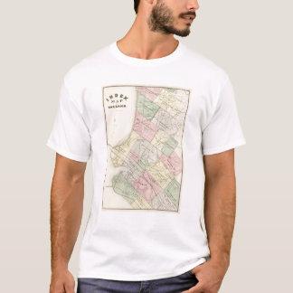 Oakland index map T-Shirt