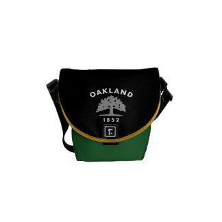 Oakland Messenger Bag