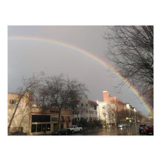 Oakland Rainbow Postcard