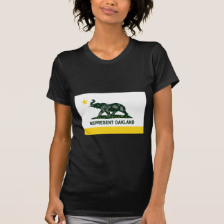 Oakland State Flag T-Shirt