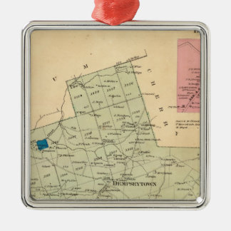Oakland Township Christmas Ornament