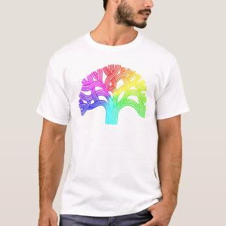 Oakland Tree Rainbow T-Shirt