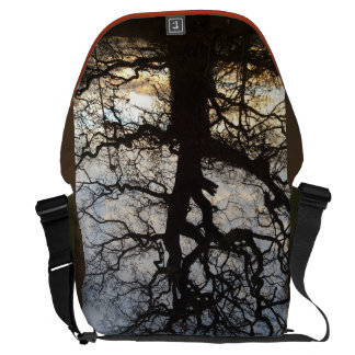 Oakley Tree Silhouette Courier Bag
