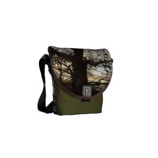 Oakley Tree Silhouette Messenger Bags