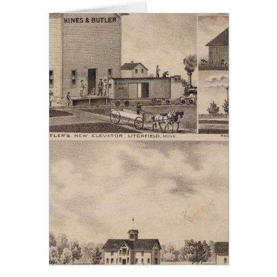 Oakwood Farm, Minnesota Card