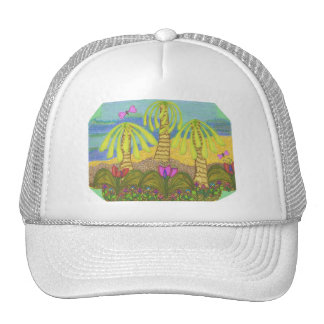 Oasis 3 Palms Hat