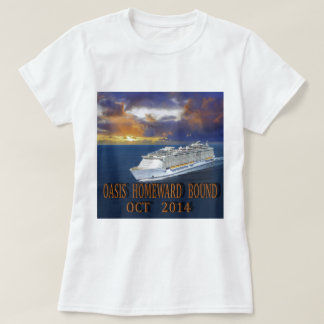 OASIS HOMEWARD BOUND T-Shirt