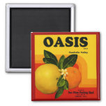 Oasis Magnet