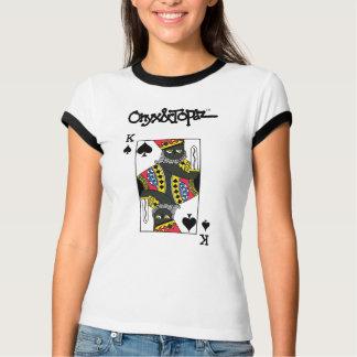 OAT OnyxKOSWHITEwoback Tee Shirt