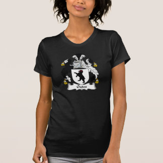 Oates Family Crest Tee Shirts