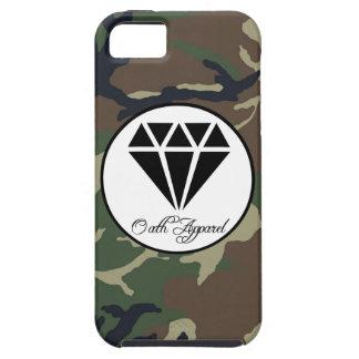 Oath Apparel camo phone case iPhone 5 Cover