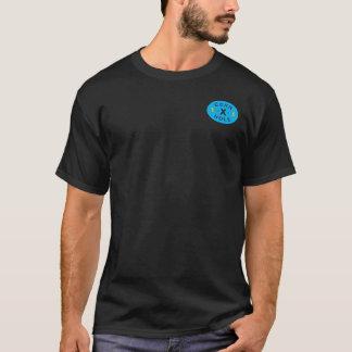 Oatley Stlye Cornhole Blue T-Shirt