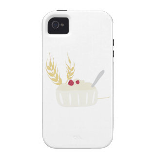 Oatmeal Bowl iPhone 4/4S Case