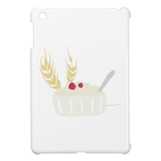 Oatmeal Bowl iPad Mini Covers