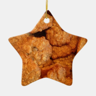 Oatmeal Cookies Christmas Ornament