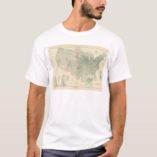 Oats per square mile T-Shirt
