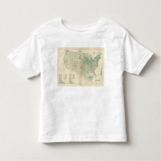 Oats per square mile toddler T-Shirt