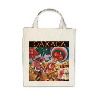 Oaxaca Canvas Bags