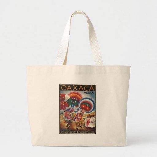 Oaxaca Mexico Tote Bags