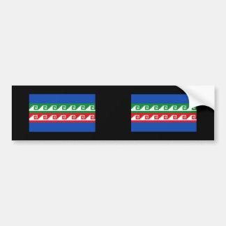 Oaxaca, Mexico Bumper Sticker