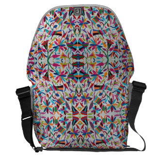 Oaxaca Mexico Mexican Mayan Hispanic Ethnic Boho Messenger Bag