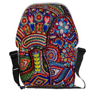 Oaxaca Mexico Mexican Mayan Tribal Art Boho Travel Commuter Bag