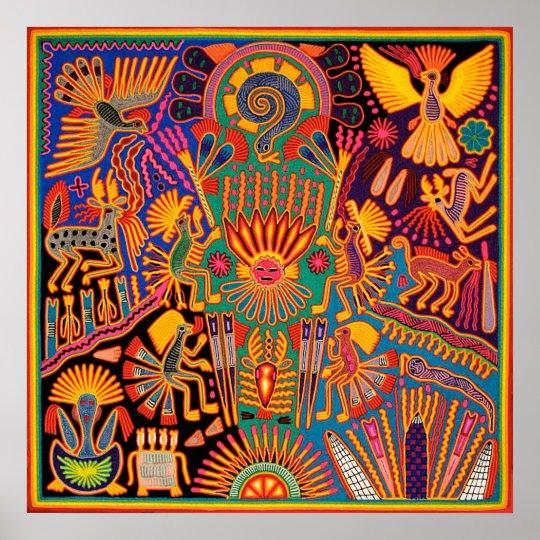 Oaxaca Mexico Mexican Mayan Tribal Art Boho Travel