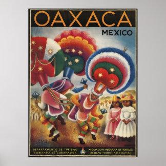 Oaxaca Mexico Poster