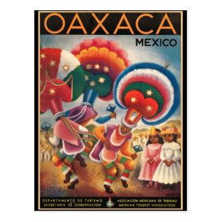Oaxaca Postcard