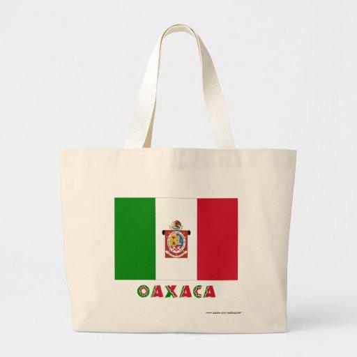 Oaxaca Unofficial Flag Tote Bag