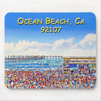 OB Street Fair 2009 Mouse Pad