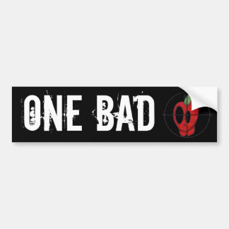 OBA bumper sticker