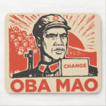 Oba Mao Mousepad