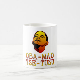 Oba Mao Tse Tung Basic White Mug