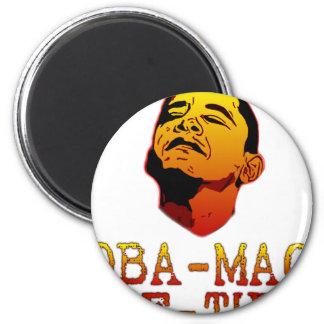 Oba Mao Tse Tung Fridge Magnet