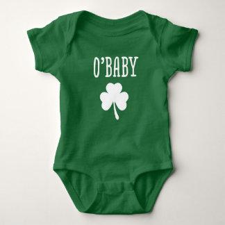 O'Baby St. Patrick's Day Baby Lucky Charm Bodysuit