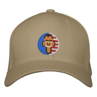 OBAMA2012 EMBROIDERED BASEBALL CAP