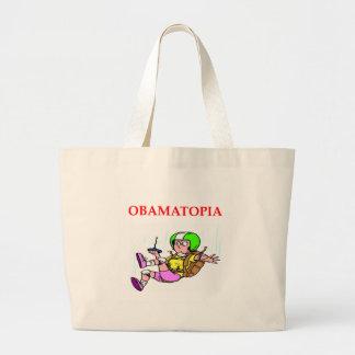 OBAMA9.png Jumbo Tote Bag