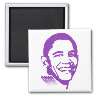 Obama 001 square magnet