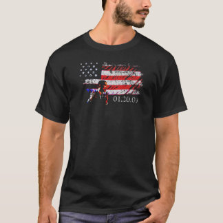 Obama 01 20 09 Inauguration t shirt