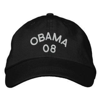 OBAMA 08 BASEBALL CAP