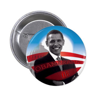 obama 08 Buttons