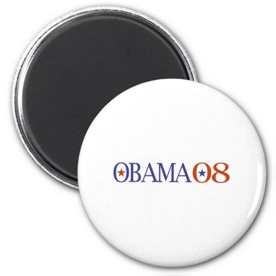 Obama 08 magnet