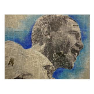 Obama 08 post cards