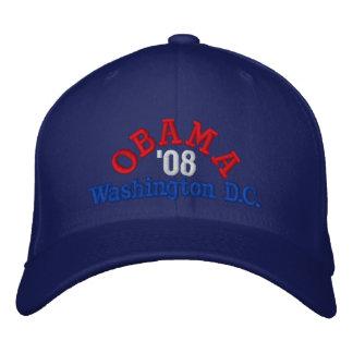 Obama '08 Washington D.C. Hat Baseball Cap