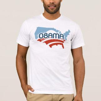 Obama: 08AMA T-Shirt
