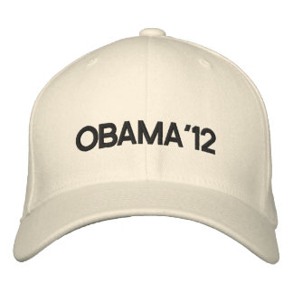 obama 12 embroidered hat