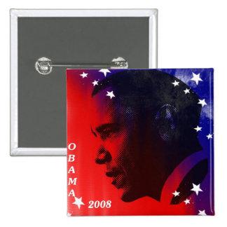 Obama 2008 pin