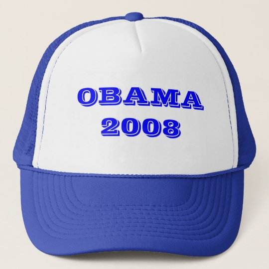 OBAMA 2008 DEMOCRATIC PRESIDENTIAL HAT