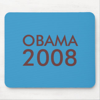 OBAMA, 2008 MOUSE MATS